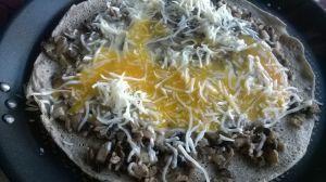 gombás tojásos hajdinapalacsinta