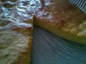 citromos ricottás süti