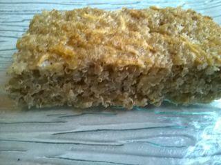 almás fahéjas quinoa torta